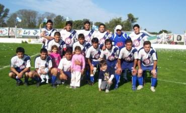 Malvinas  perdio en Gualeguay por 3 goles a 0