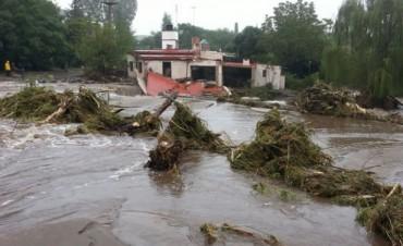 Temporal en Córdoba con muertos y evacuados