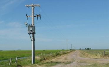 Licitaron obras de electrificación rural para Feliciano