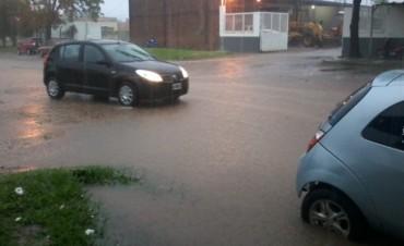 Intensas precipitaciones en el norte entrerriano