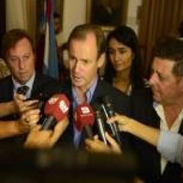 Bordet recibió a los intendentes de Cambiemos
