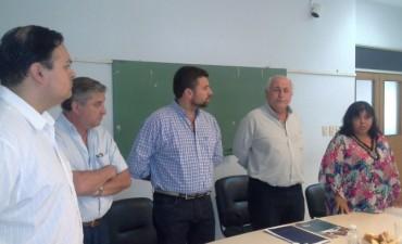 Fueron puesto en funciones los nuevos Directores de los Hospitales de Federal y Sauce de Luna