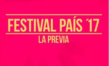 FEDERAL INCLUIDO EN FESTIVAL PAIS 2017 DE LA TV PÚBLICA ARGENTINA