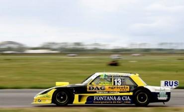 El Gurí Martínez se llevó de punta a punta la carrera de invitados del TC Mouras