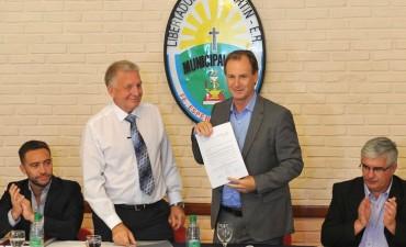Próximamente estará operativo el empréstito internacional para municipios