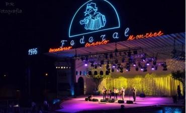 Festival del Chamame : domingo comienza 19.00 hs y las Bailantas 13 hs.