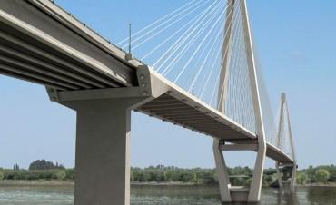 Revelaron detalles de la construcción del puente que unirá Paraná con Santa Fe