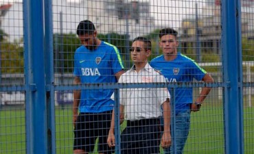 Silva e Insaurralde fueron sancionados oficialmente con 15 días sin goce de sueldo