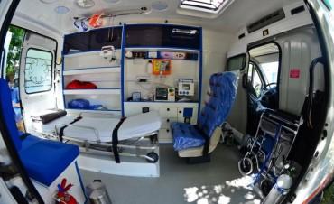 El gobierno provincial comprará 23 ambulancias de mediana y alta complejidad