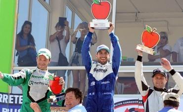 TC en Viedma: Julián Santero se quedó con la primera final del año