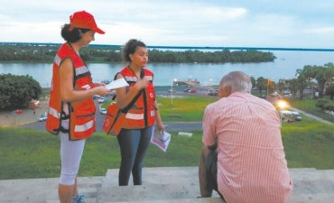 Cruz Roja Argentina: busca avales ciudadanos