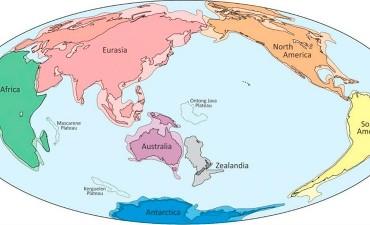 Zealandia, el continente escondido que agregarían a los libros de geografía