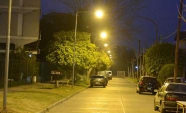 Luminaria Led para la Ciudad