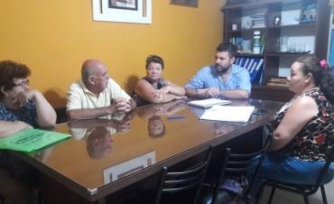 VECINOS DE CALLE ANTELO REALIZARON UN PRIMER APORTE ECONÓMICO DE LA OBRA DE CONTINUIDAD DEL BULEVAR