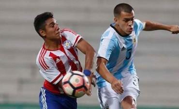 La Selección Argentina Sub 17 sumó una nueva derrota en el Sudamericano