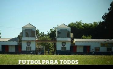 El Estadio de San Lorenzo de Villa Adela que recibe a Talleres de Federal este domingo