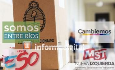 Cuánto gastaron las listas en Entre Ríos en la campaña electoral 2017