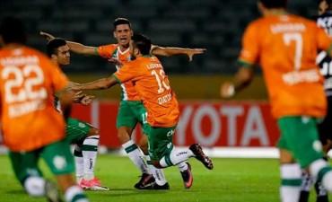 Banfield logró una heroica clasificación en Ecuador por la Libertadores