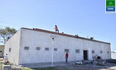 SE INAUGURA LA CONSTRUCCIÓN DEL NUEVO SALÓN PARA EMPRENDEDORES