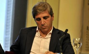 El ministro Caputo ocultó que era dueño de offshores en Islas Caimán