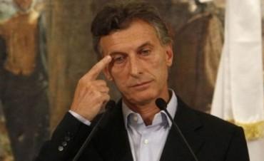 Para el Wall Street Journal, Macri corre riesgos de no terminar su mandato