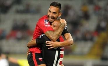 Colón ganó por primera vez afuera y tiene un pie en la segunda fase de la Sudamericana