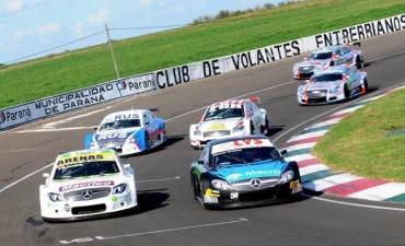 Por cuarta vez consecutiva, el Top Race iniciará su temporada en Paraná