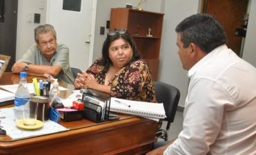 Trazan lineamientos de trabajo para obras viales en el departamento Federal