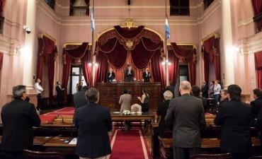 El Senado manda al freezer pliegos de defensores