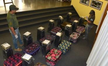 Descubren 12 narcovalijas con 400 kg de cocaína en la embajada de Rusia