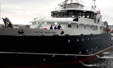 Submarino ARA San Juan: el buque Angelescu vuelve a la búsqueda e irá a dos áreas que aún no se rastrillaron