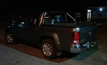 Puesto Caminero Federal: se secuestró una camioneta, cuyo conductor viajaba con una autorización apócrifa