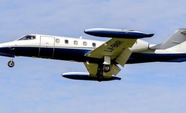 Dos empresas pelean por volar con Bordet