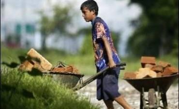 Dos casos de trabajo infantil en Macia