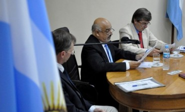 Apertura de las sesiones Ordinarias del Honorable Concejo Deliberante de Federal