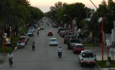 El jueves calle Urquiza tendrá su nueva iluminación