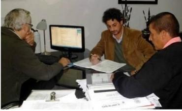 Reunión de trabajo del Senador Taleb en la CAFESG