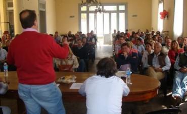 """Para el Movimiento Yrigoyenista entrerriano: """"no hay un mañana sin un presente con educación"""""""