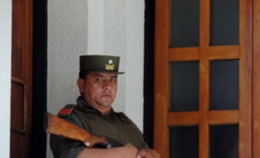Buscan en Concepción del Uruguay las robadas al Ejército