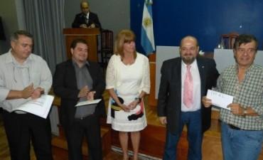 Escuelas Técnicas y Agrotécncias recibieron 19,5 millones de pesos