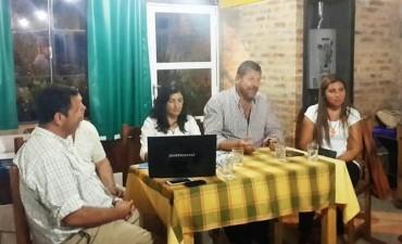 La Asociación Hotelera realizó una reunión en Barrio Termal de Concordia