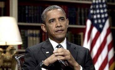 Barack Obama habló de una