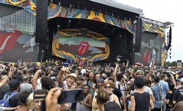 Los Rolling Stones, a puro rock en Cuba