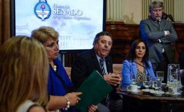 El entrerriano De Angelis presidirá la Comisión de Agricultura del Senado