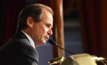 """Bordet criticó el paro y dijo que la judicialización será """"la última instancia"""""""
