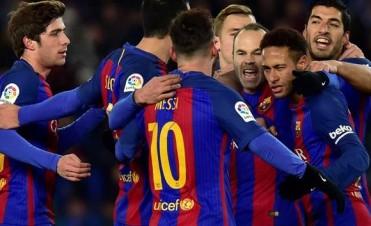 Histórica clasificación del Barcelona frente al Paris Saint Germain en la Champions League