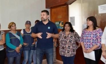 EL MUNICIPIO ORGANIZÓ UNA ACTIVIDAD CONMEMORATIVA EN EL DÍA INTERNACIONAL DE LA MUJER