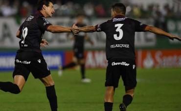 Copa Libertadores: Lanús le ganó a Chapecoense en Brasil