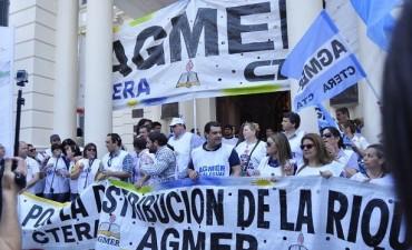 Agmer se suma a paro nacional de las CTA y movilización a Plaza de Mayo