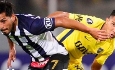 Copa Libertadores: En Perú, Boca debutó con un empate ante Alianza Lima